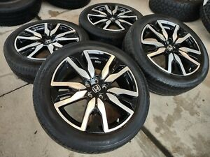 18 Honda 2020 Ridgeline Pilot Oem Elite Gray Wheels Rims 2018 2019 64105 New