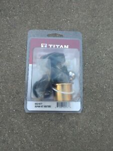 Titan Spraytech Pump Packing Repair Kit 0551677 Repacking Kit Epx2355