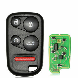 Xhorse Xkho03en Universal Remote Key Fob For Vvdi Key Tool With Remote Start