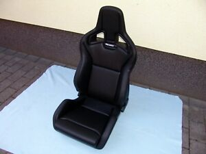 Recaro Sportster Cs Seat Right Artificial Leather Brand New 410 00 2132