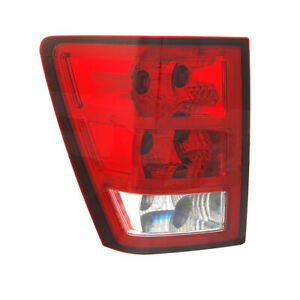New Left Tail Light Fits Jeep Grand Cherokee 2005 2006 Ch2800159 55156615af