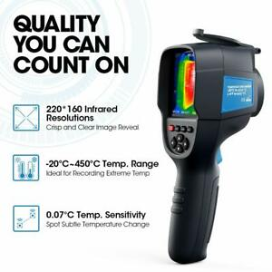 Digital Thermal Imaging Camera Usb Imager Ir Infrared Thermometer 4 f To 842 f