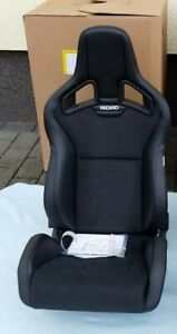 Recaro Sportster Cs Right Seat Artificial Leather Dinamica New 410 00 2575