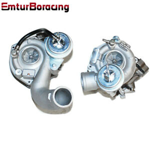 Turbo Charger Fit 99 04 Audi A6 Quattro 2 7l K04 Upgrade Twin Turbo Engine