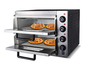 220v 3kw Commercial Electric Baking Oven Pizza Cake Bread Roasted Oven