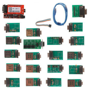 Upa V1 3 Upa Usb Programmer Full Set With Full Adapters With Nec Function