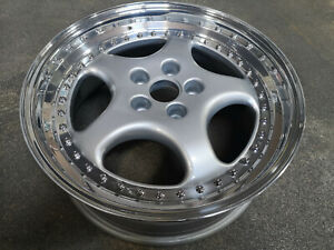 18 3 Piece Modular Wheels 5x110 Cup Speedline