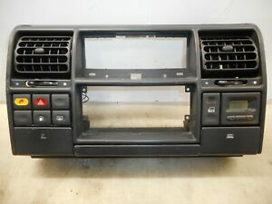 2002 Land Rover Discovery Ii Center Facia Ashtrays Function See Pics