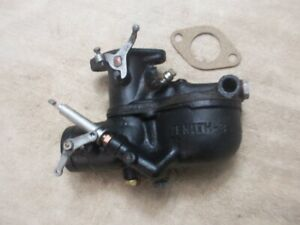 Model A Ford Zenith 2 Carburetor Original By Holley Restored Road Tested m