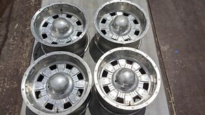 17x10 Weld Racing Commando Wheels 8x170 For Ford Superduty