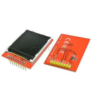 1 2 5 10pcs 1 44 Inch 128x128 Spi Color Tft Lcd Module Replace Nokia 5110