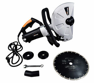 Evolution Power Tools Disccut1 12 In 15 Amp Corded Portable Concrete Saw