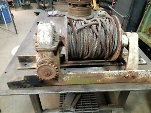 Tulsa Winch 10 R 15000 Pound
