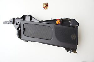 Porsche 981 Cayman Carrier Side Tray Boot R 98155557600 98155542400 Lm5