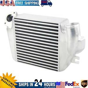Top Mount Intercooler For Subaru Legacy Gt 05 09 Wrx 08 14 Forester Xt 2 5 Turbo