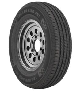St235 80r16 E 124 120m 10 ply Trailer King Rst Tire tire Only