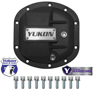 New Dana 30 Yukon Hardcore Iron Differential Cover D30 Front Yhcc d30