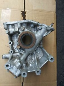 1964 Chevy Corvair Monza Oil Pump Housing From Hi po 7061zf Engine