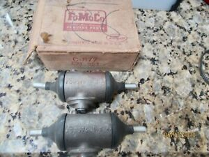 1948 1956 Ford Truck F7 F8 C700 C800 B700 2 1 2 3 Ton Brake Cylinders Fd9570 Nos