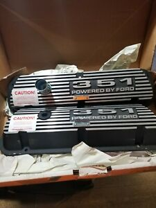Ford Racing Valve Covers 351 Windsor