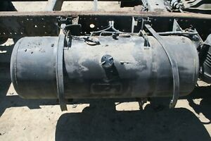 Saddle Side mounted 33 Gallon Auxiliary Fuel Tank 42 X 15 With Straps