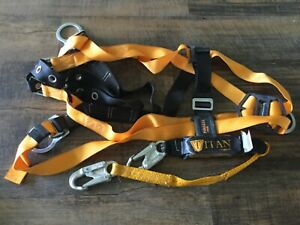 Titan By Miller Fall Protection Safety Gear