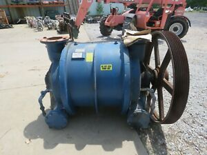 Nash Stainless Vacuum Pump Cl3002 Ss Used