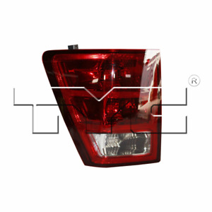 For Jeep Grand Cherokee Tail Light 2005 2006 Driver Side Ch2800159 55156615ag