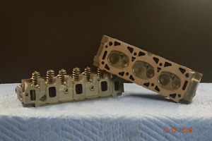 Cylinder Head Ford Taurus Ranger 3 0l F6 Ohv 98 06 Pair