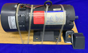 Indiana General Motor Products 66575342422 oe Variable Speed Dc Motor
