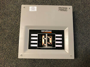 Generac 50 Amp Transfer Switch