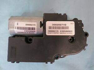 11 18 Grand Cherokee 15 18 Chrysler 300 Sun Roof Regulator Motor Oem 30020271d