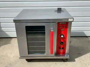 Vulcan Half Sized Electric Convection Oven