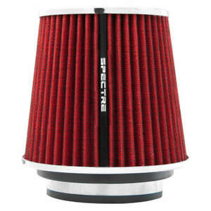 Spectre Performance 8132 Washable Cone Air Filter Fits 3 3 5 4 76 89 102 Mm