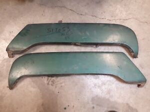 1951 1952 1953 Oldsmobile 88 Fender Skirts Steel Used Pair Gm 51 Olds Super 88