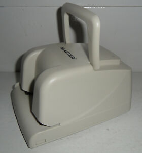 Master Electric Two hole Punch 10 sheet Capacity Ep210 Works Great Desktop