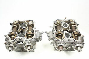 2004 2006 Subaru Wrx Sti Single Avcs B25 Cylinder Heads Set Lh rh Oem Ej257