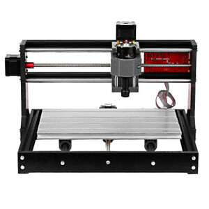 3018 Pro Diy Cnc Router 2in1 Engraving Machine Engraver With Er11 Collet R9e4