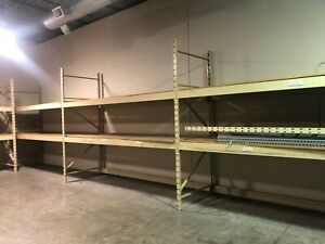 Pallet Racking Warehouse Shelving And Storage Full Warehouse Sale
