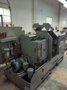 New Britain Model Number 62 6 Spindle Automatic Screw Machine