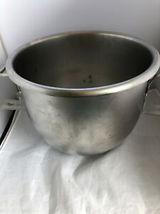 10 Quart Qt Stainless Steel Mixing Bowl For Hobart Type Mixers