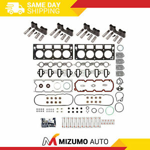 Gm 5 3 Afm Lifter Replacement Kit Head Gasket Set Head Bolts Lifters And Guides