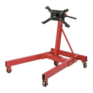 Pittsburgh Automotive 2000 Lbs Capacity Foldable Engine Stand