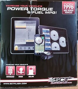 Sct Performance 4015 Ford Itsx Tsx For Android Wireless Vehicle Programmer