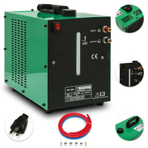 Wrc 300a Water Cooler Tig mig Welder Torch Water Cooling 10l Water Chiller 1 5kw
