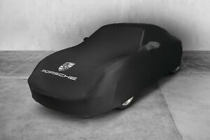 Car Cover Black For Porsche 996 Without Aerokit Pcg 044 000 77