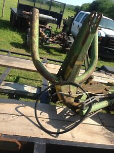 Krone Disk Mower 283s others Upper Yolk 3 Point Hitch Assembly