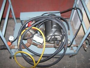 Fm 200 Halon 1301 Fe 13 Other Fire Agents fill Pump And All Accessories