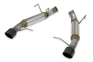 2011 2012 Ford Mustang Axle back Exhaust System Flowmaster Flowfx 717879