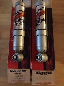 1974 78 Mustang Ii Nos Oem Ford D4zz 18125 g Front Shock Absorber Kits